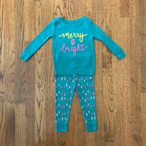 "Old Navy ""Merry & Bright"" Sleep Set"